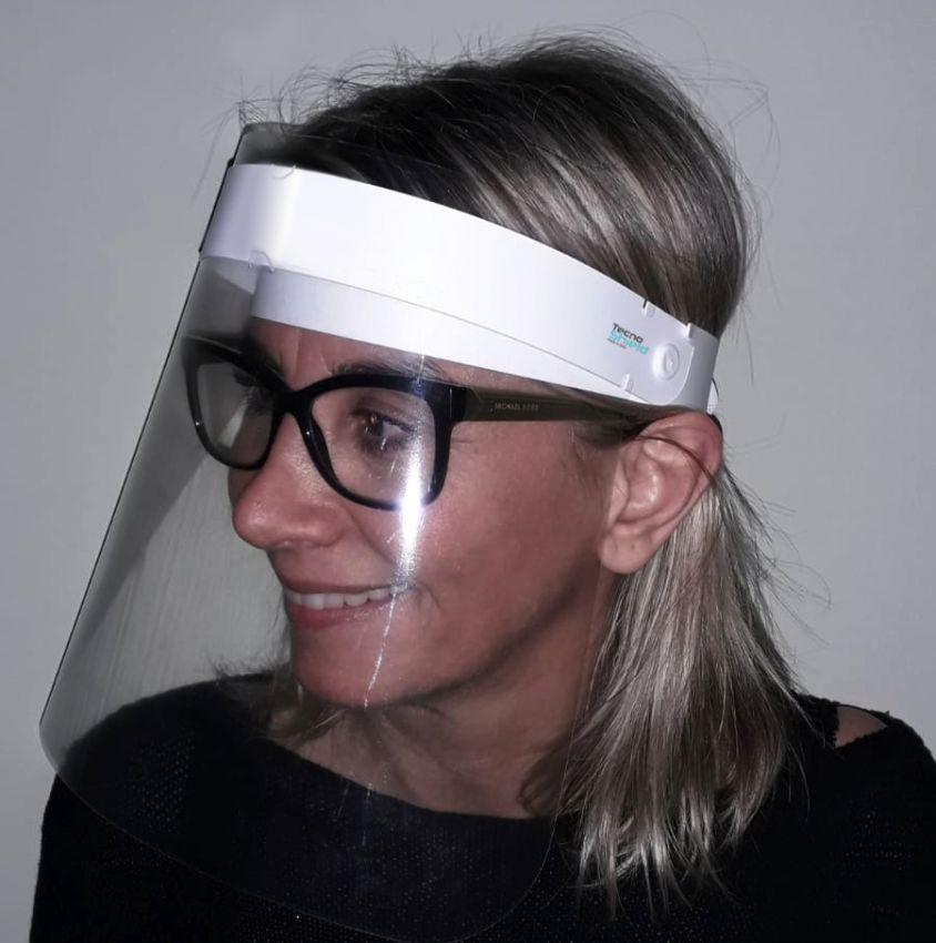 Protezione facciale covid 19 TecnoShield